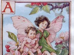 12th August 2019. Cicely Mary Barker Alphabet Fairies